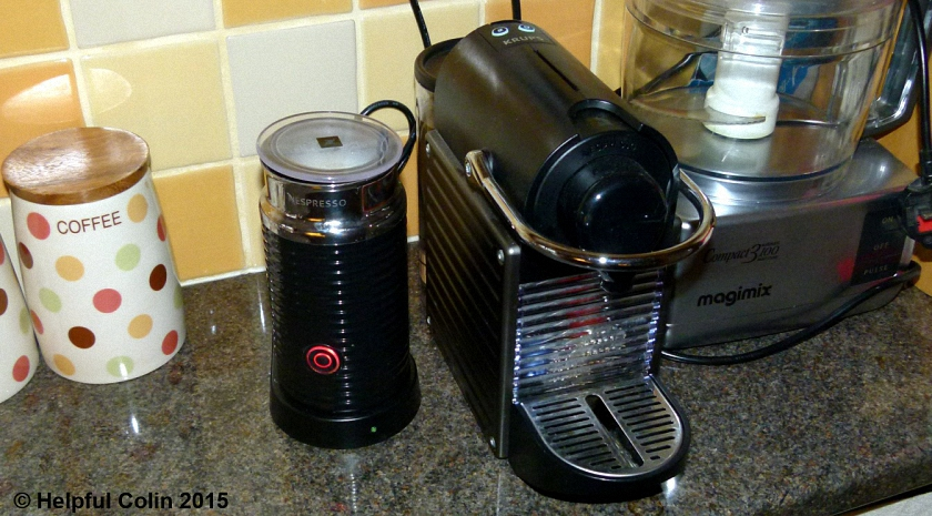 Coffee Maker Terbaik 2017 : Cleaning A Nespresso Aeroccino Milk Frother - Helpful Colin