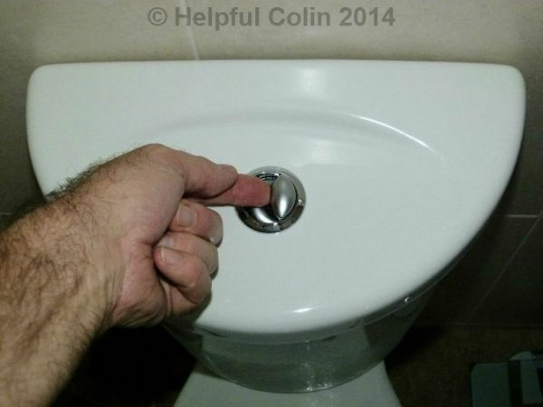 Opening Dual-Flush Toilet Cisterns